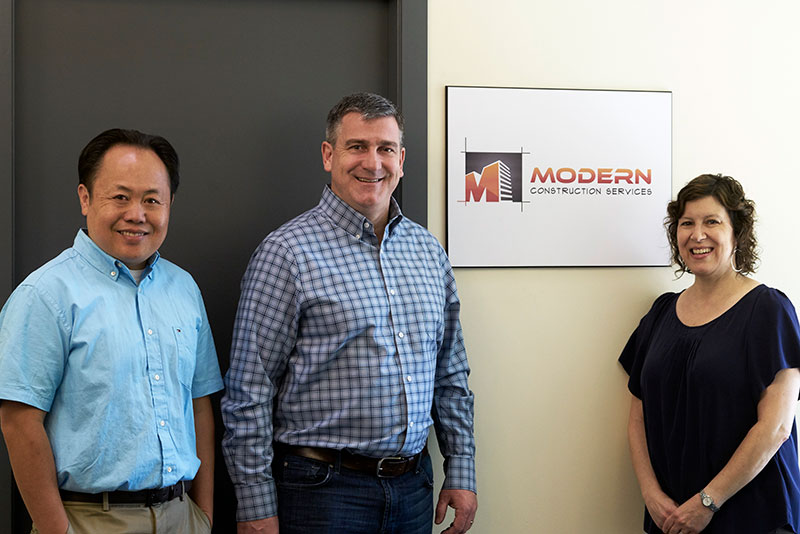Modern Construction Services Leadership
